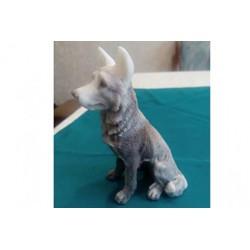 Форма 3D Собака Овчарка