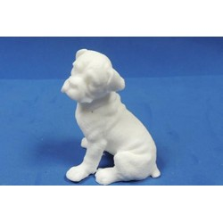 Форма 3D Собака Сенбернар