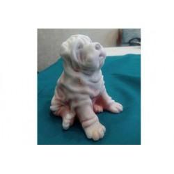 3D Собака Шарпей