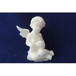 Форма 3D Ангел с кошкой