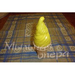 Форма 3D Мороженое большое