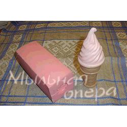 Форма 3D Мороженое маленькое