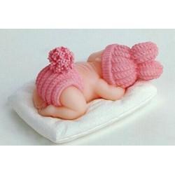 Форма 3D Малыш-заяц