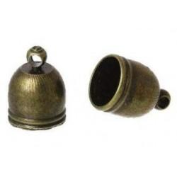 Концевик Колокол, античная бронза