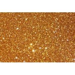 Глиттерный фоамиран красное золото