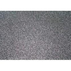 Глиттерный фоамиран серебряный