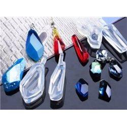 Молд силиконовый Кристалл неправильной формы