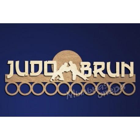 Медальница Дзюдо3