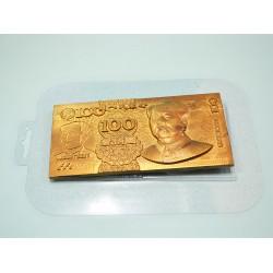 Форма для шоколада 100 юаней