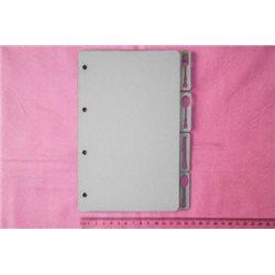 Заготовка для скрапбукинга Альбом Ложки, размеры 15х21 см, 5 листов