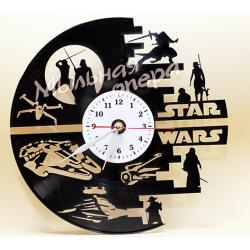 Часы Звездные войны