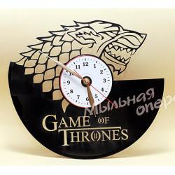 Часы Игры престолов Волк