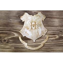 Часы Герб Хогвардса