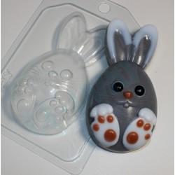 Форма ПВХ Кролик мультяшный