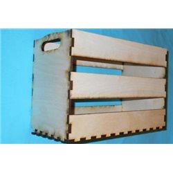 Заготовка для декупажа Ящик, размеры 20х25х35 см