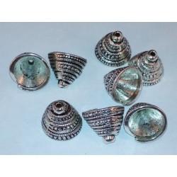 Концевик для ожерелья, 15Х12мм