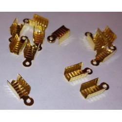 Концевик-зажим 4Х10 мм