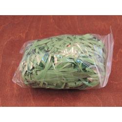 Соломка бумажная зеленая 50 г