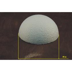 Пенопласт Полусфера 6 см