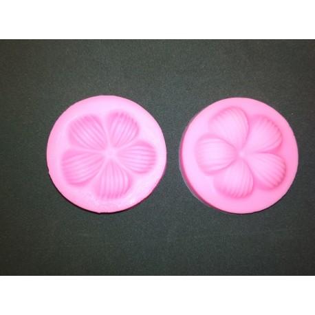 Молд силиконовый Цветок 3D