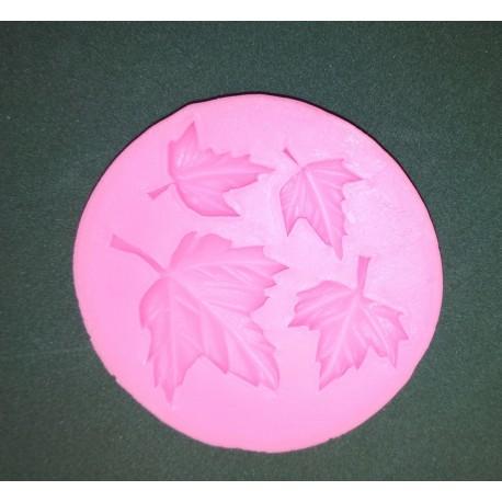 Молд силиконовый Осенние листья