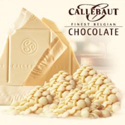 Шоколад Callebaut белый