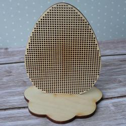 Заготовка для вышивки «Яйцо»