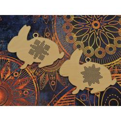 Заготовка для вышивки «Кролик»