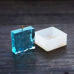 Молд силиконовый Квадрат ледяной