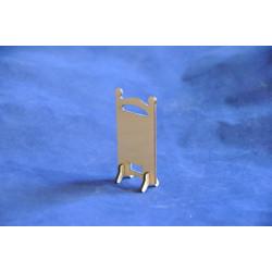 Кукольная мебель Petite Ширма 8х4х2 см