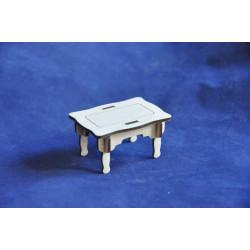 Кукольная мебель Petite Стол обеденный 4х7х5 см