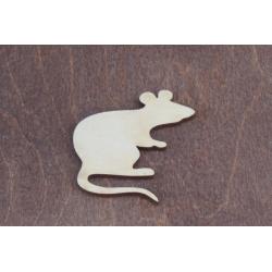 Бирка Мышь 1