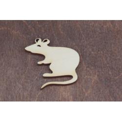 Бирка Мышь 2