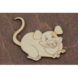 Бирка Мышь 10