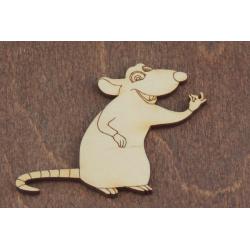 Бирка Мышь 11