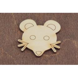 Бирка Мышь 12