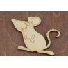 Бирка Мышь 13