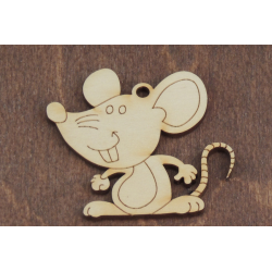 Бирка Мышь 14