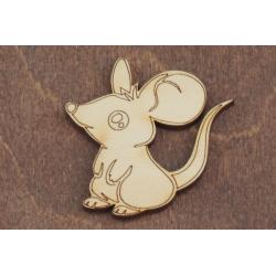 Бирка Мышь 15