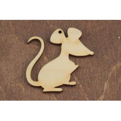 Бирка Мышь 18