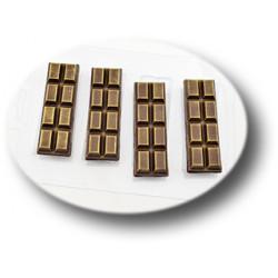 Форма для шоколада Батончик 2х4
