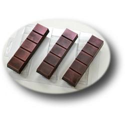 Форма для шоколада Батончик простой