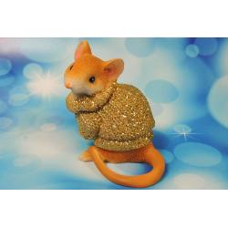 Форма 3D Мышка в свитере