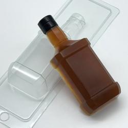 Форма ПВХ Бутылка виски 13 см