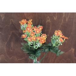 Букет ромашки Оранжевый