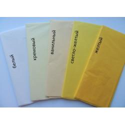 Бумага тишью Желтый