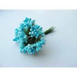 Искусственные тычинки Голубой