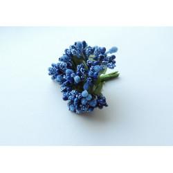 Искусственные тычинки Синий