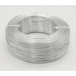 Проволока алюминиевая, 2 мм/10 м, Серебро