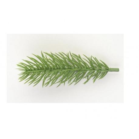Ветка елки 11 см